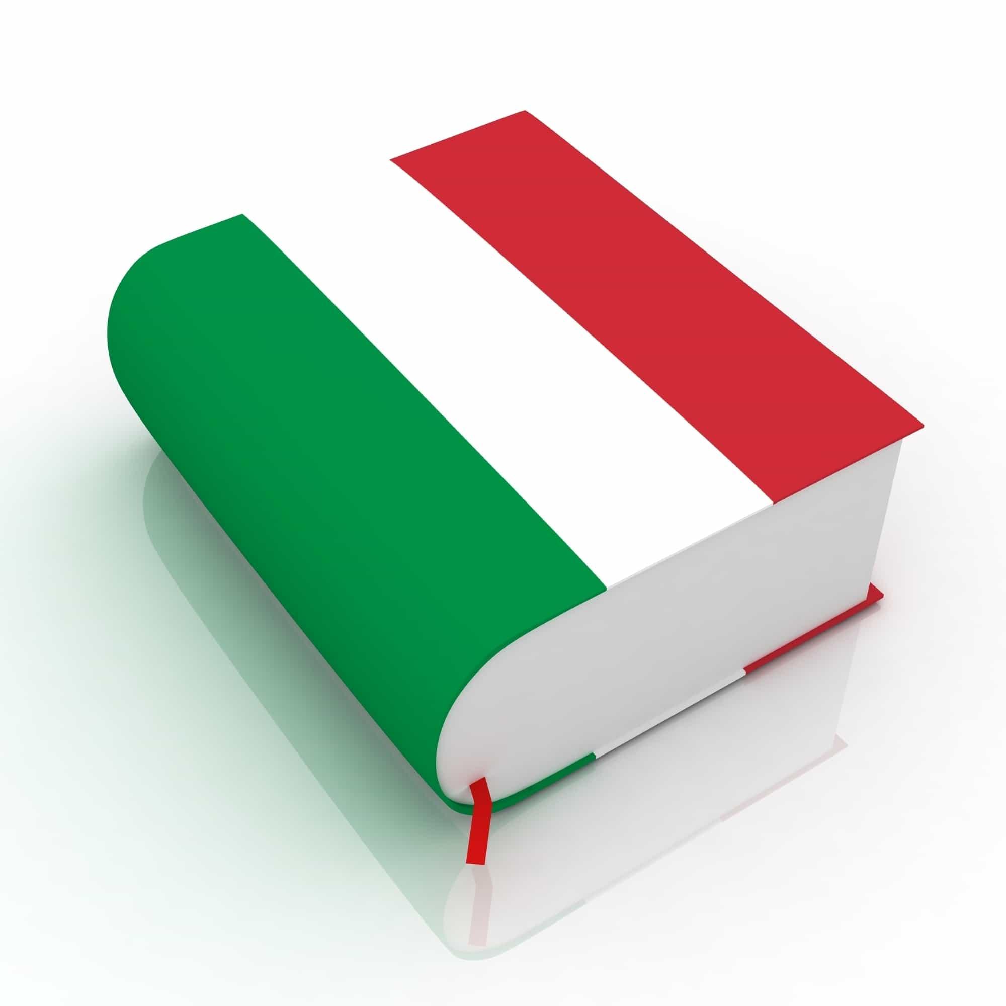 Livre en Italien
