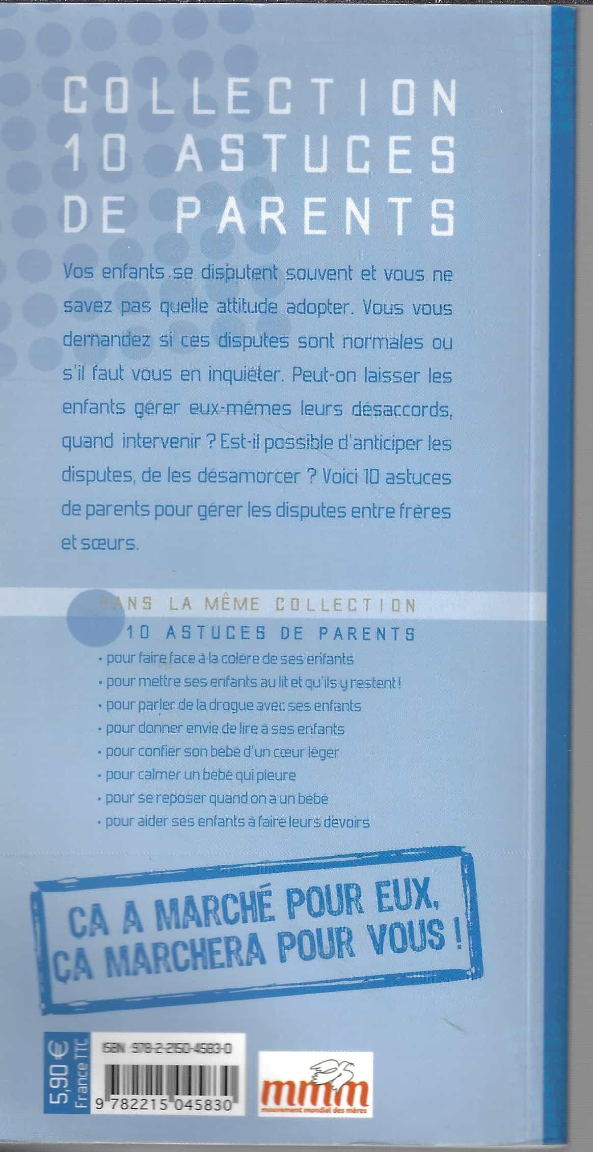 ec7f4b8e53fd6 10 astuces de parents – Bouquinerie Le Fouineur